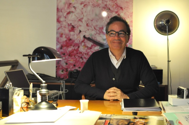 Interview With :    Thierry de Baschmakoff, Designer and Founder of Aesthete agency