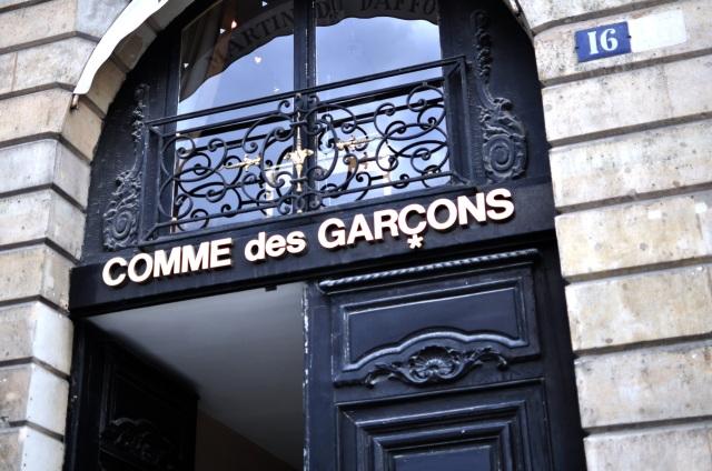 Au 16 place Vendôme, les bureaux de Comme des Garçons