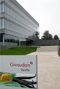 Les bureaux de Givaudan, à Argenteuil © Givaudan